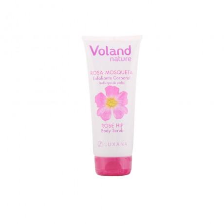 voland exfoliante corporal rosa mosqueta 200 ml