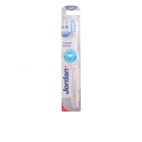 jordan target white soft cepillo dental 1 pz