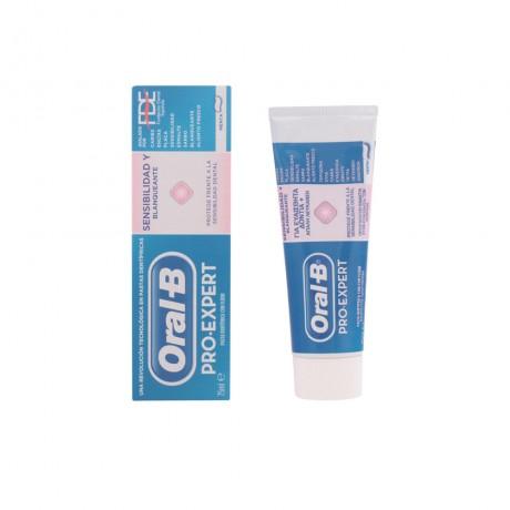 pro expert sensibilidad blanqueante pasta dentífrica 75 ml