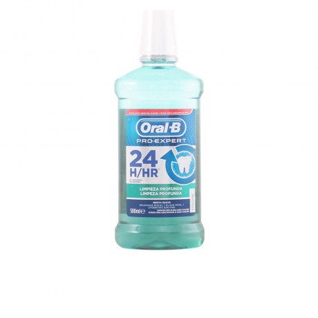 pro expert limpieza profunda colutorio 500 ml