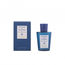 blu mediterraneo bergamotto di calabria gel de ducha 200 ml