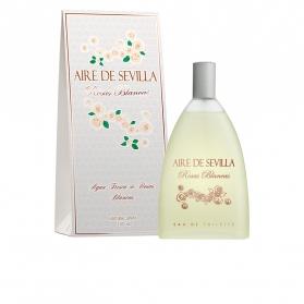aire sevilla rosas blancas edt vaporizador 150 ml