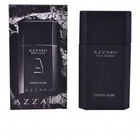 azzaro pour homme edition noire edt vaporizador 100 ml