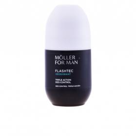 pour homme deo control triple action 75 ml