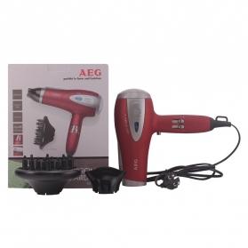 secador de pelo htd 5584 rojo