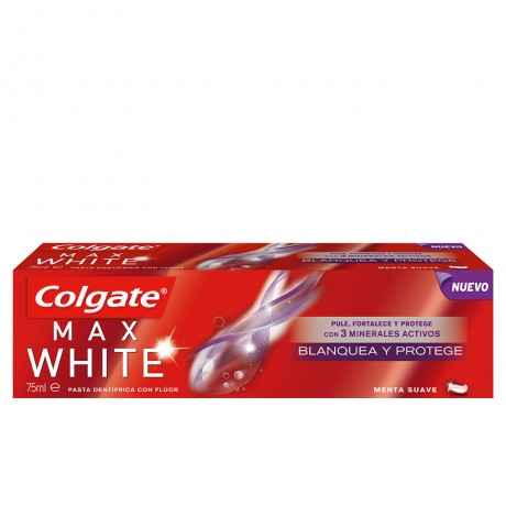 max white one blanquea protege dentífrico 75 ml