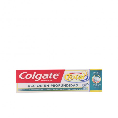 total limpieza en profundidad pasta dentífrica 75 ml