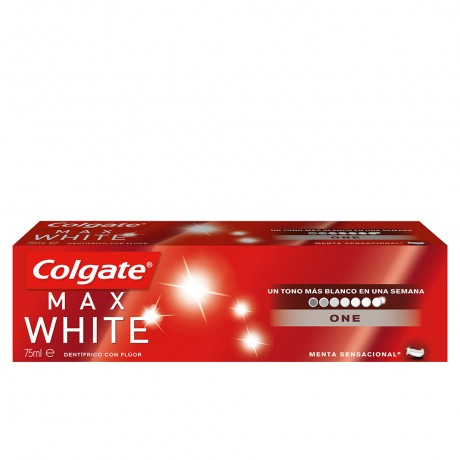 max white one optic pasta dentífrica 75 ml