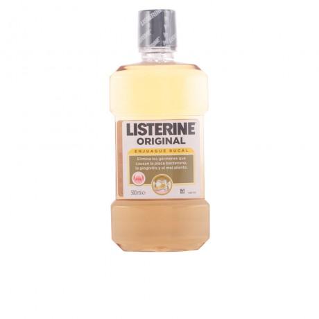 listerine original enjuague bucal 500 ml
