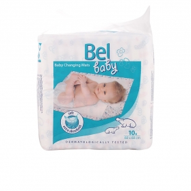bel baby cubrecamas 60 x 60 cm 10 pz