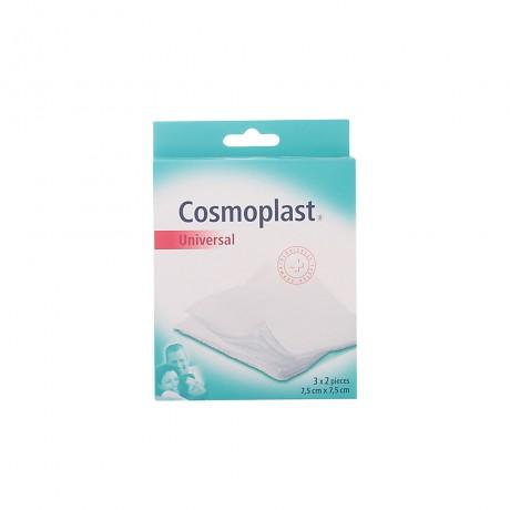cosmoplast gasas esterilizada 75x75 cm