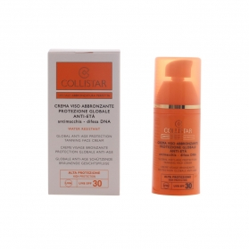 perfect tanning anti age face cream spf30 50 ml