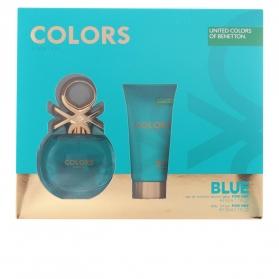 colors blue lote 2 pz