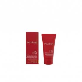 aroma sun expert crème protectrice anti rides spf15 50 ml