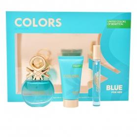 colors blue lote 3 pz