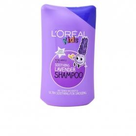 l oreal kids lavender shampoo 250 ml