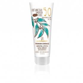 BOTANICAL SPF50 tinted face lotion 89 ml