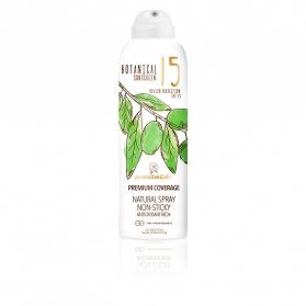 botanical spf15 continuous spray 177 ml