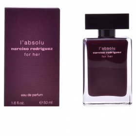 narciso rodriguez for her l absolu edp vaporizador 50 ml