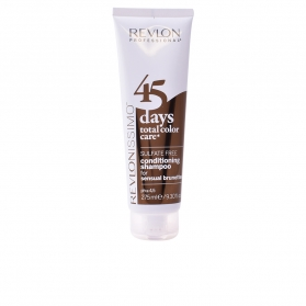 45 days conditioning shampoo for sensual brunettes 275 ml