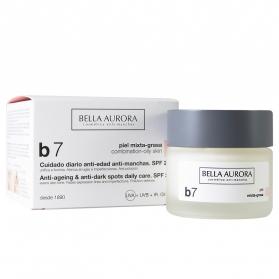 b7 antimanchas regenerante aclarante spf15 pmg 50 ml