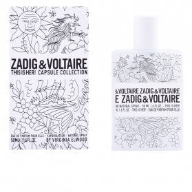 this is her capsule collection edp vaporizador 50 ml