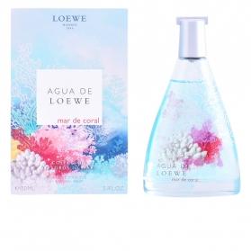agua de loewe mar de coral edt vaporizador 150 ml