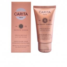 progressif anti age solaire crème visage spf10 50 ml
