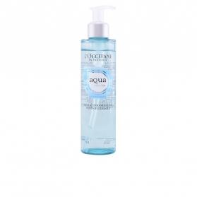 aqua réotier water gel cleanser 195 ml