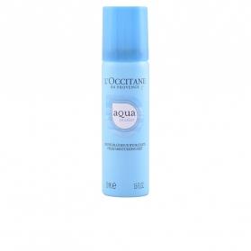 aqua réotier fresh moisturizing mist 50 ml