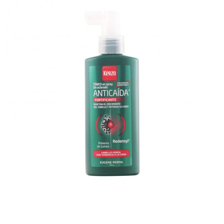 tonico anti caida fortificante sin aclarado 150 ml