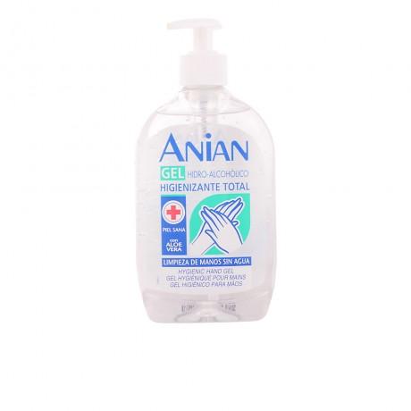 hidro alcohólico gel higienizante total manos 500 ml