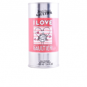 classique i love gaultier eau fraiche vaporizador 100 ml