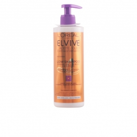 aceite extraordinario low champú cabellos rizados 400 ml