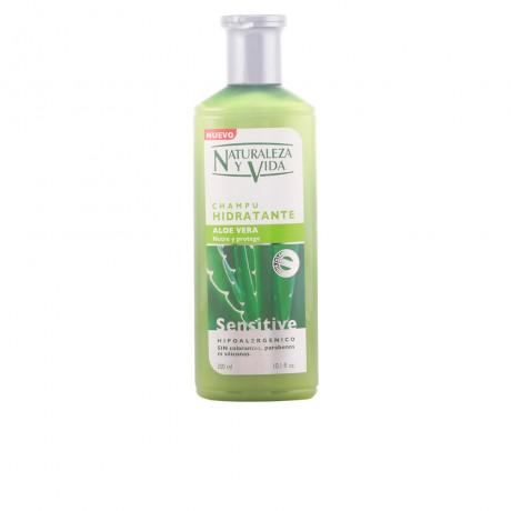 champu sensitive hidratante 300 ml