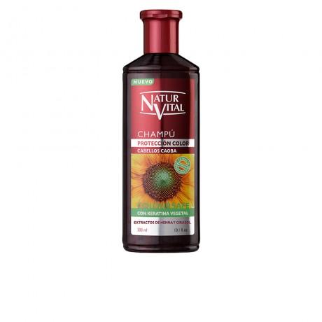 champu color caoba 300 ml