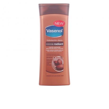 cocoa radiant loción sensorial 400 ml