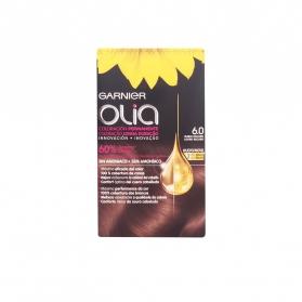 olia coloración permanente 60 rubio oscuro 4 pz