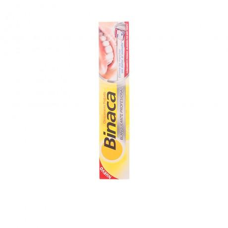 binaca blanqueante profesional dentífrico 75 ml
