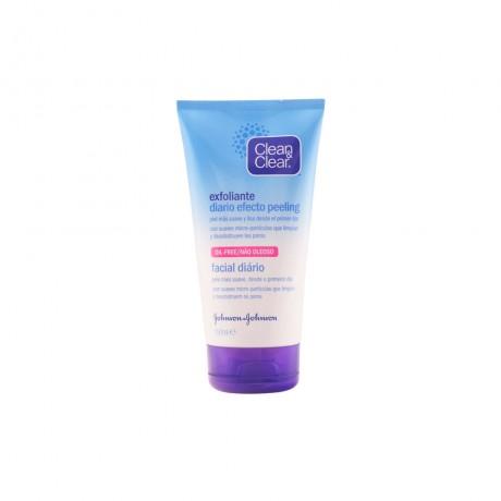 clean clear exfoliante diario efecto peeling 150 ml