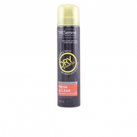 fresh clean dry shampoo pelo normal graso 250 ml