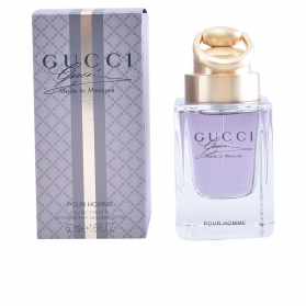 gucci made to measure pour homme edt vaporizador 50 ml