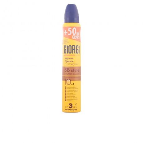 line espuma bb style extrafuerte nº3 200 ml