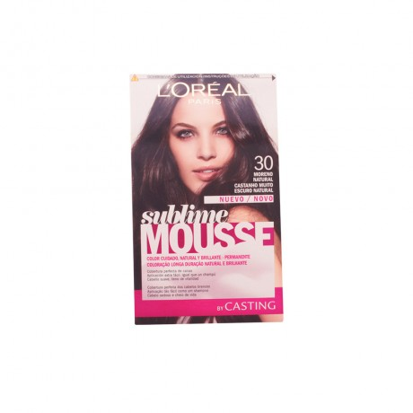 sublime mousse 300 moreno natural