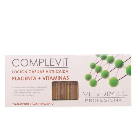 verdimill profesional anti caida placenta 12 ampollas