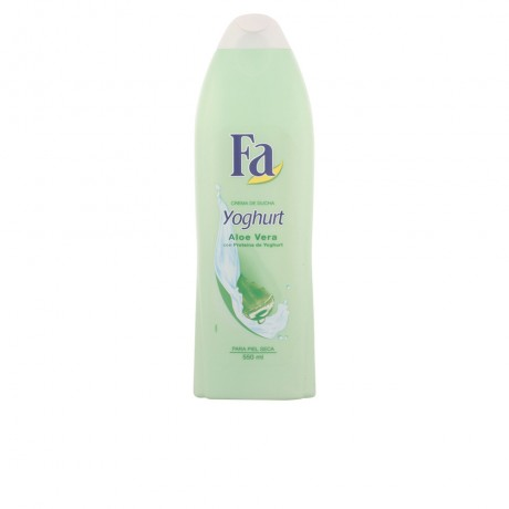 yoghurt aloe gel cremoso de ducha 550 ml