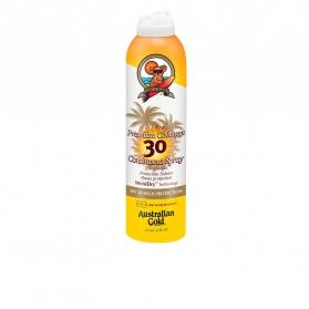 premium coverage spf30 continuous spray 177 ml