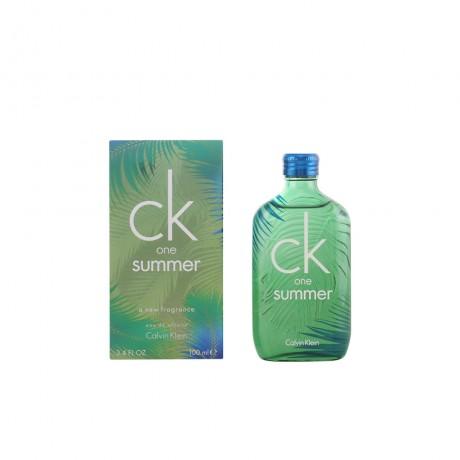 ck one summer 2016 edt vaporizador 100 ml