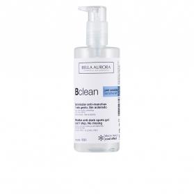 bclean gel micelar anti manchas piel sensible 250 ml