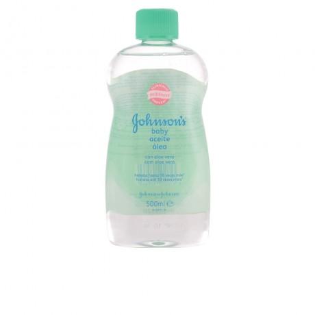 baby aceite aloe vera 500 ml